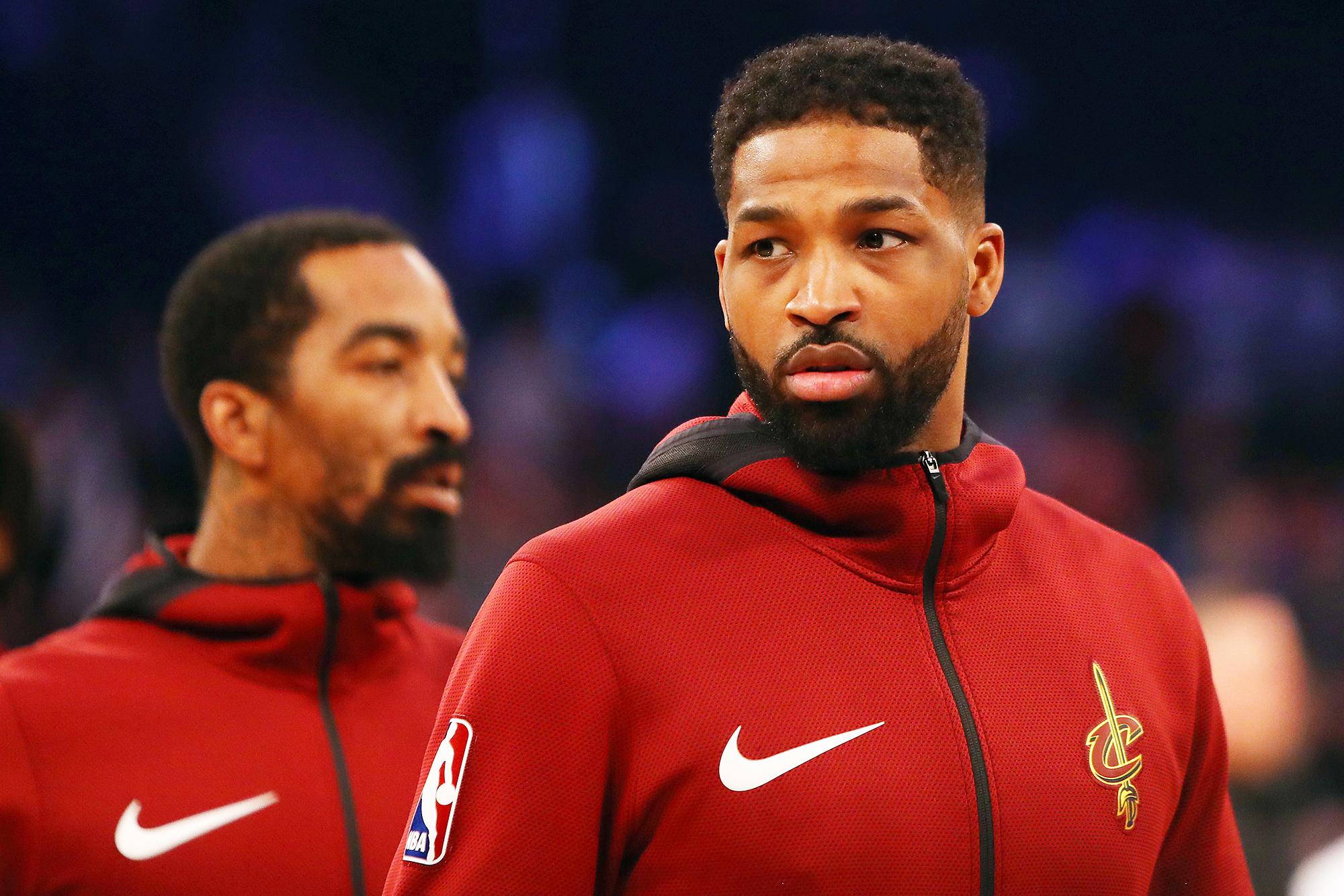 Tristan Thompson Cleveland Cavaliers
