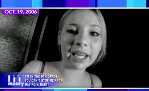 Victoria on Maury in 2006