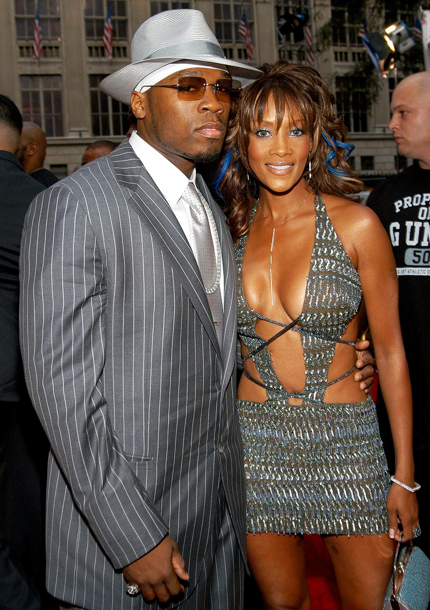 50 Cent Vivica A. Fox