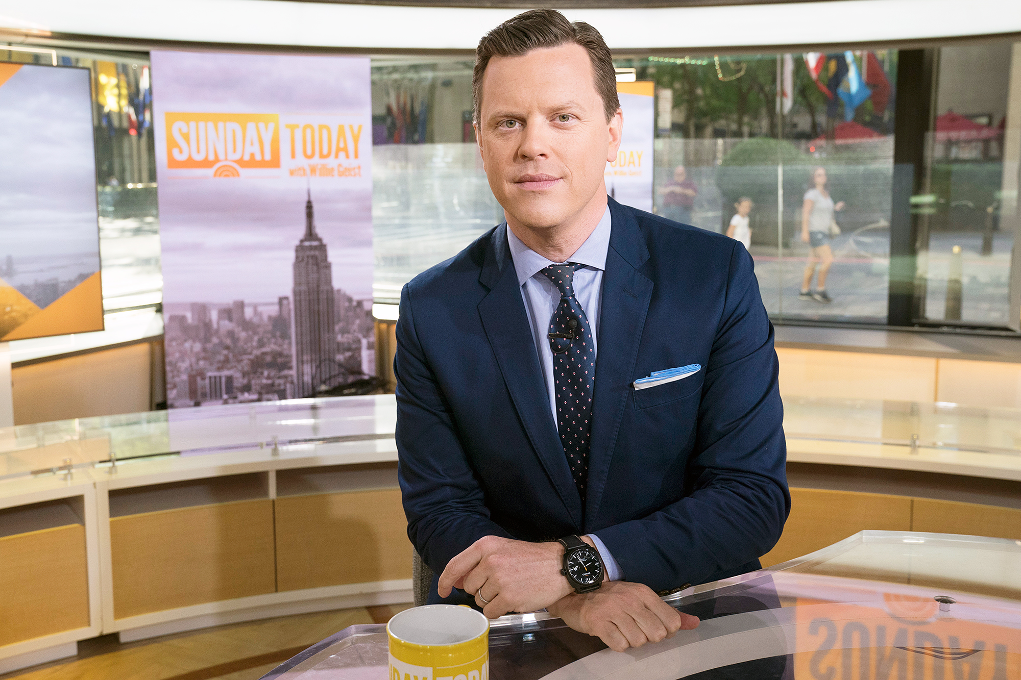 Willie Geist: 25 Things You Don't Know About Me!