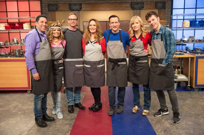 Nolan Gould Worst Cooks in America Celebrity Edition