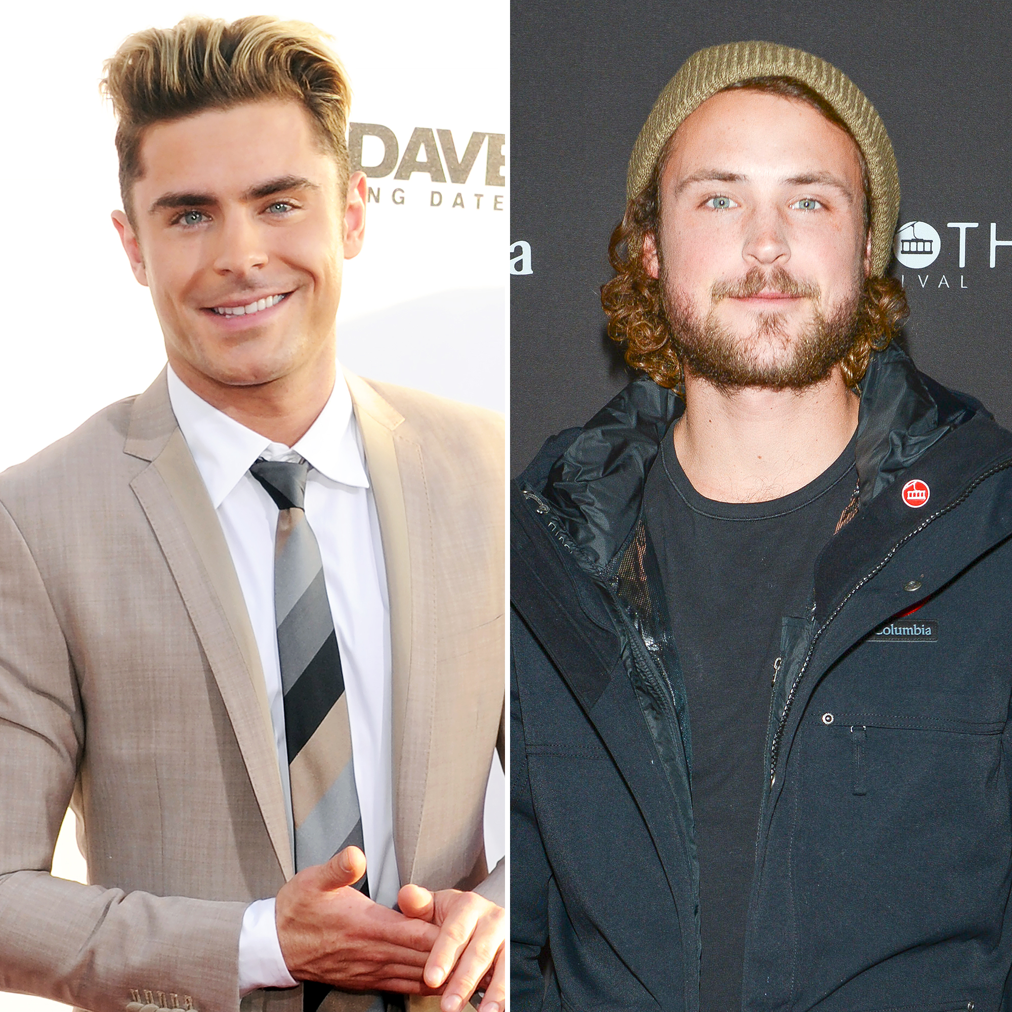 Who is Zac Efron broth...