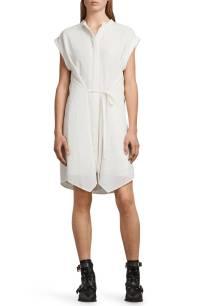 White Shirtdress AllSaints