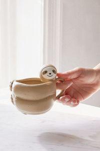 sloth mug best housewarming gifts