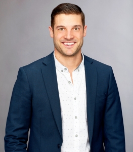 Garrett Yrigoyen on 'The Bachelorette'
