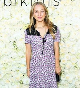 Jennifer Meyer attends Gigi C Bikinis Pop-Up Launch Event at The Park at The Grove on May 17, 2018 in Los Angeles, California.