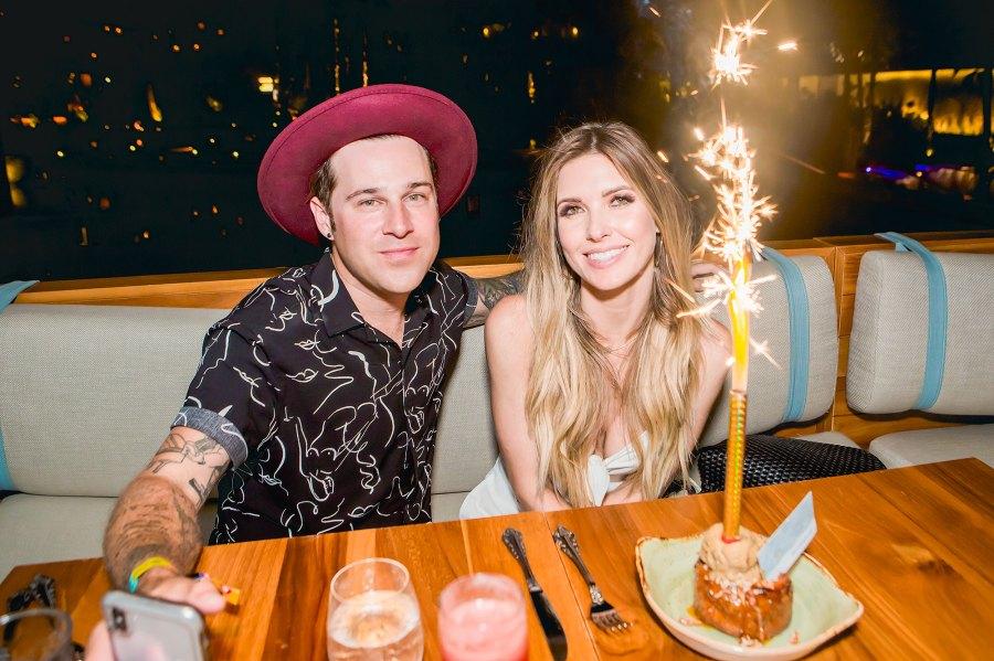 Audrina Patridge, Ryan Cabrera, Cabo, Birthday