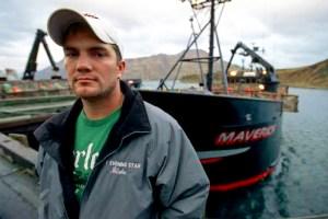 'Deadliest Catch' star Captain Blake Painter