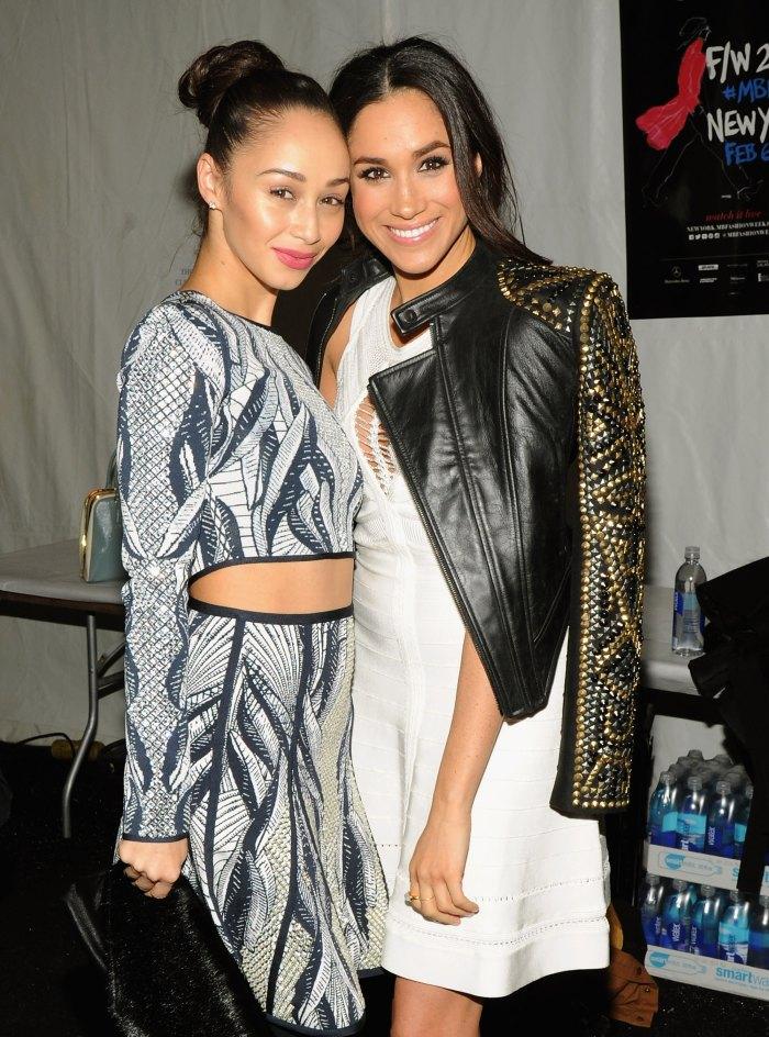 Cara Santana and Meghan Markle