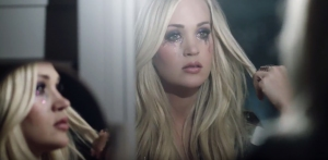 "Carrie Underwood in ""Cry Pretty"""