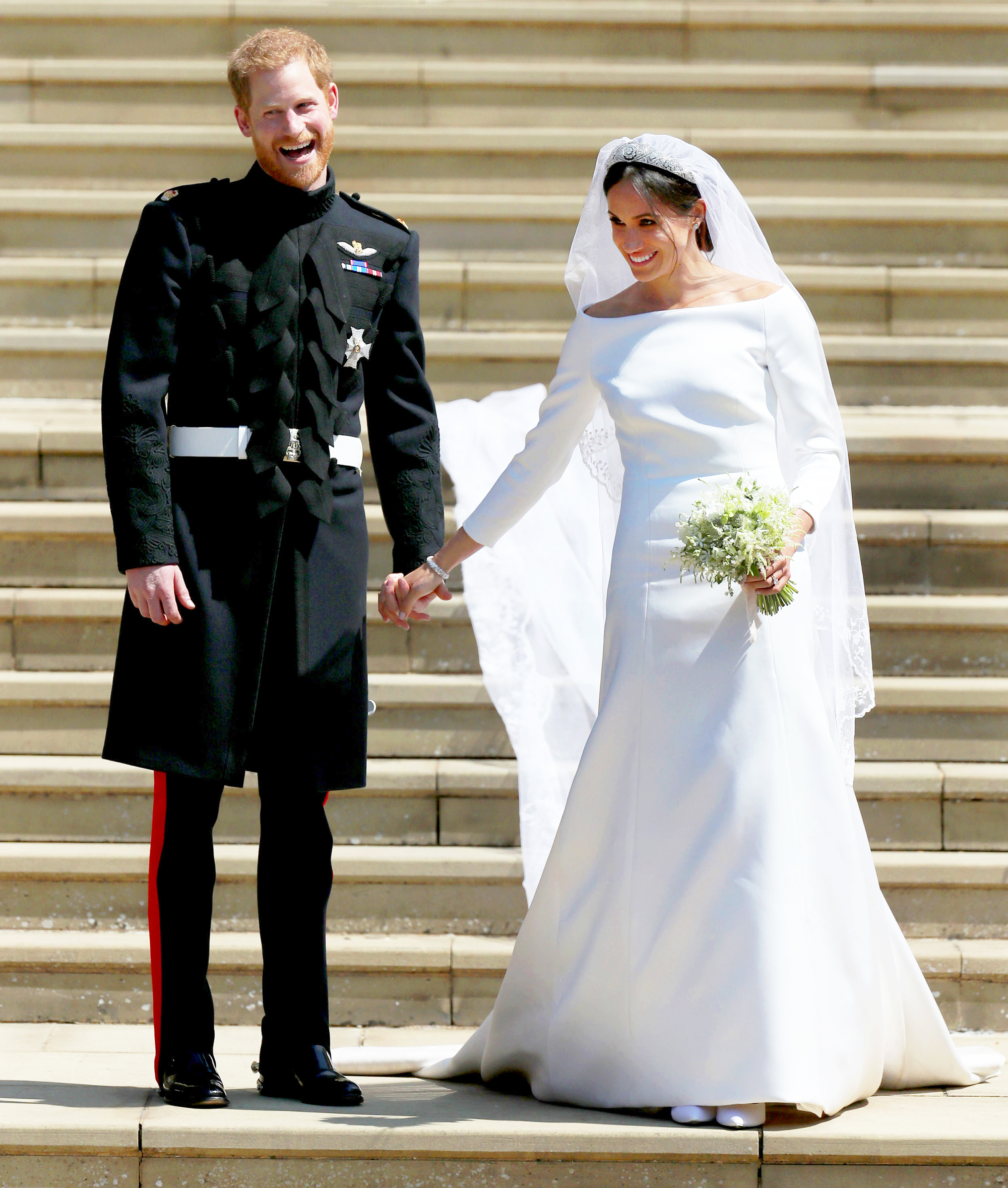 How Harry And Meghan's Wedding Broke Tradition On ZIG