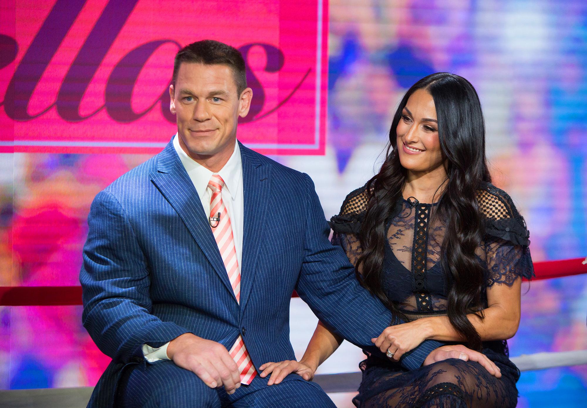 John Cena and Nikki Bella Spotted Together After Split
