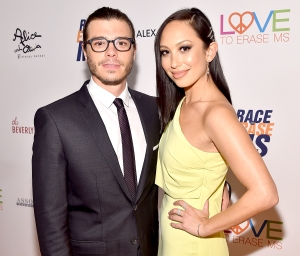 Cheryl-Burke-Is-Engaged-to-Matthew-Lawrence