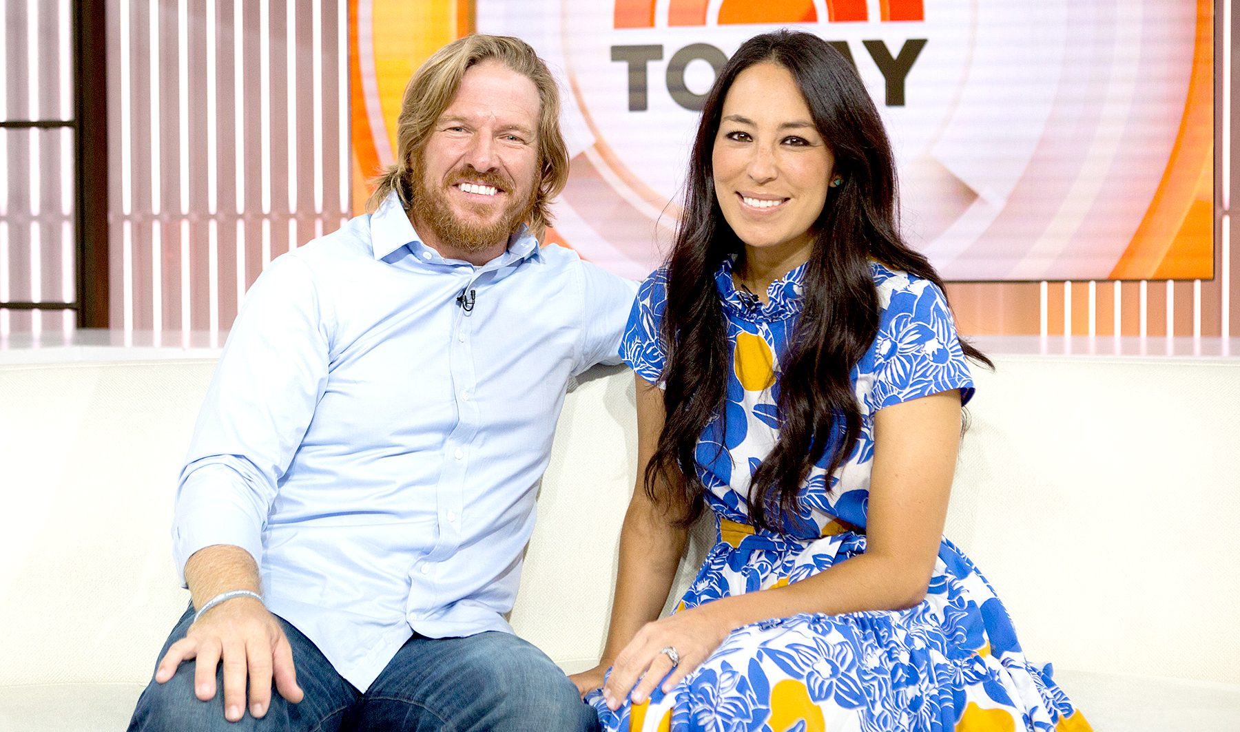 'Fixer Upper' stars Chip and Joanna Gaines welcome baby No. 5