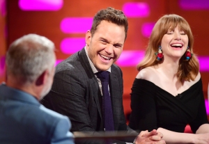 Chris Pratt The Graham Norton Show