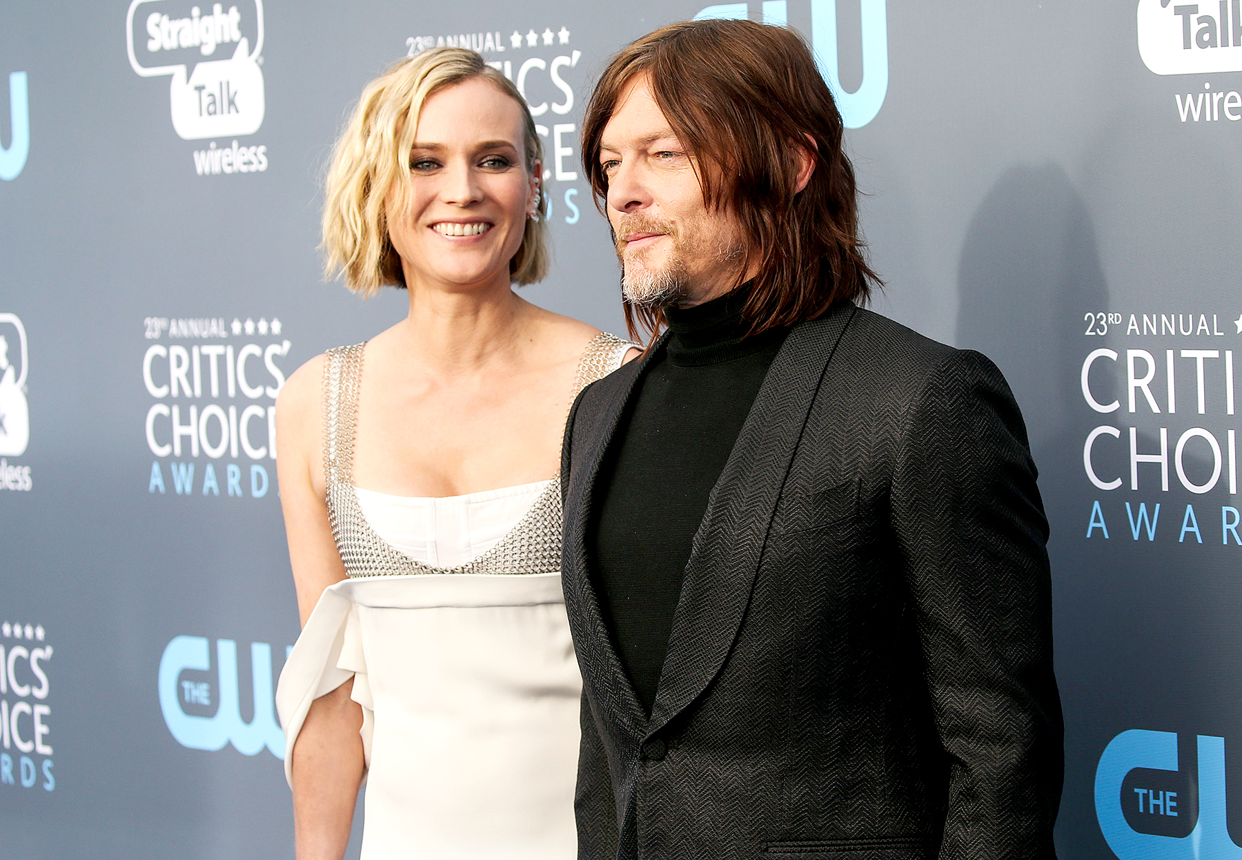 595e8cd27e3c5 Diane Kruger Is Pregnant, Expecting First Child With Boyfriend Norman Reedus