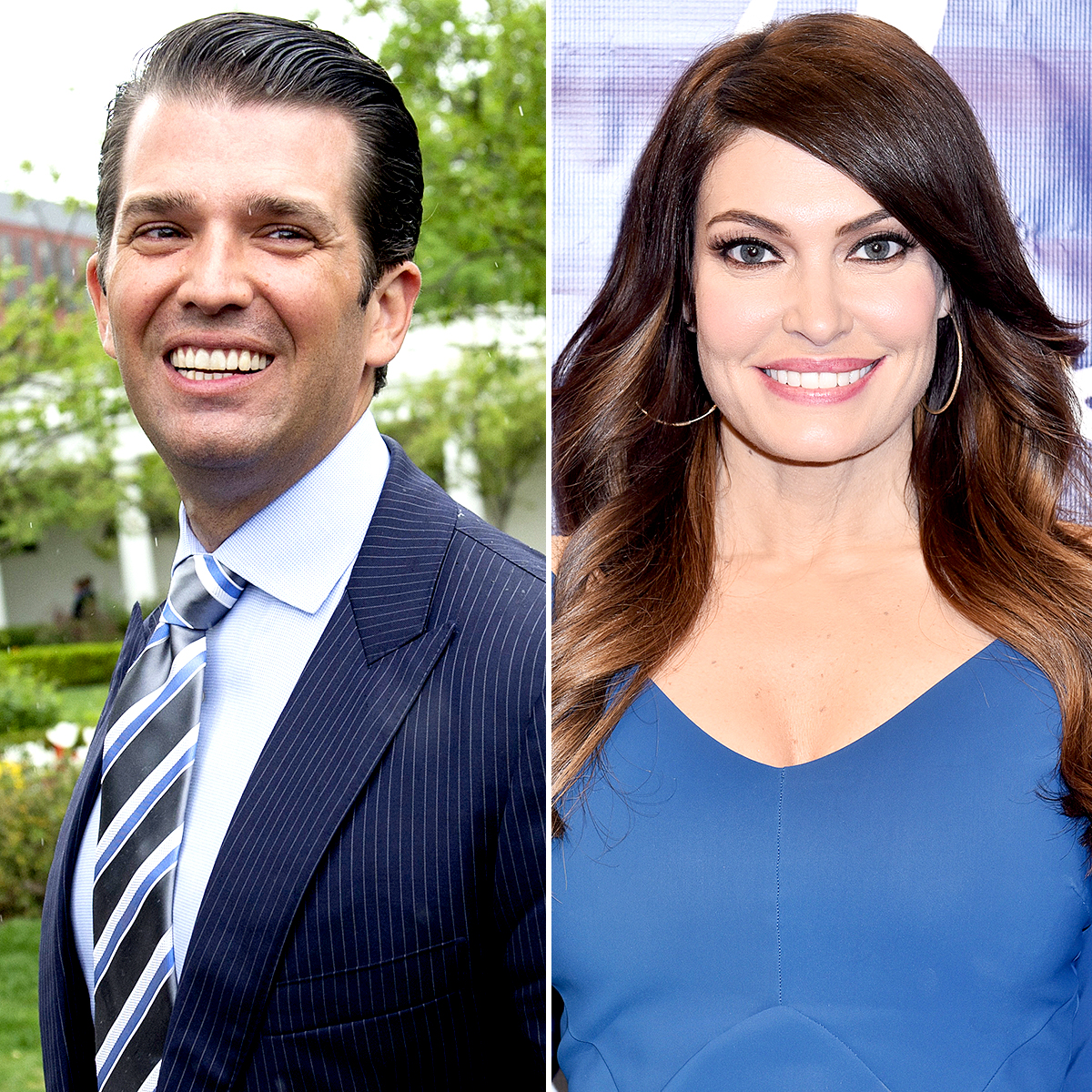 Who is donald trump jr dating