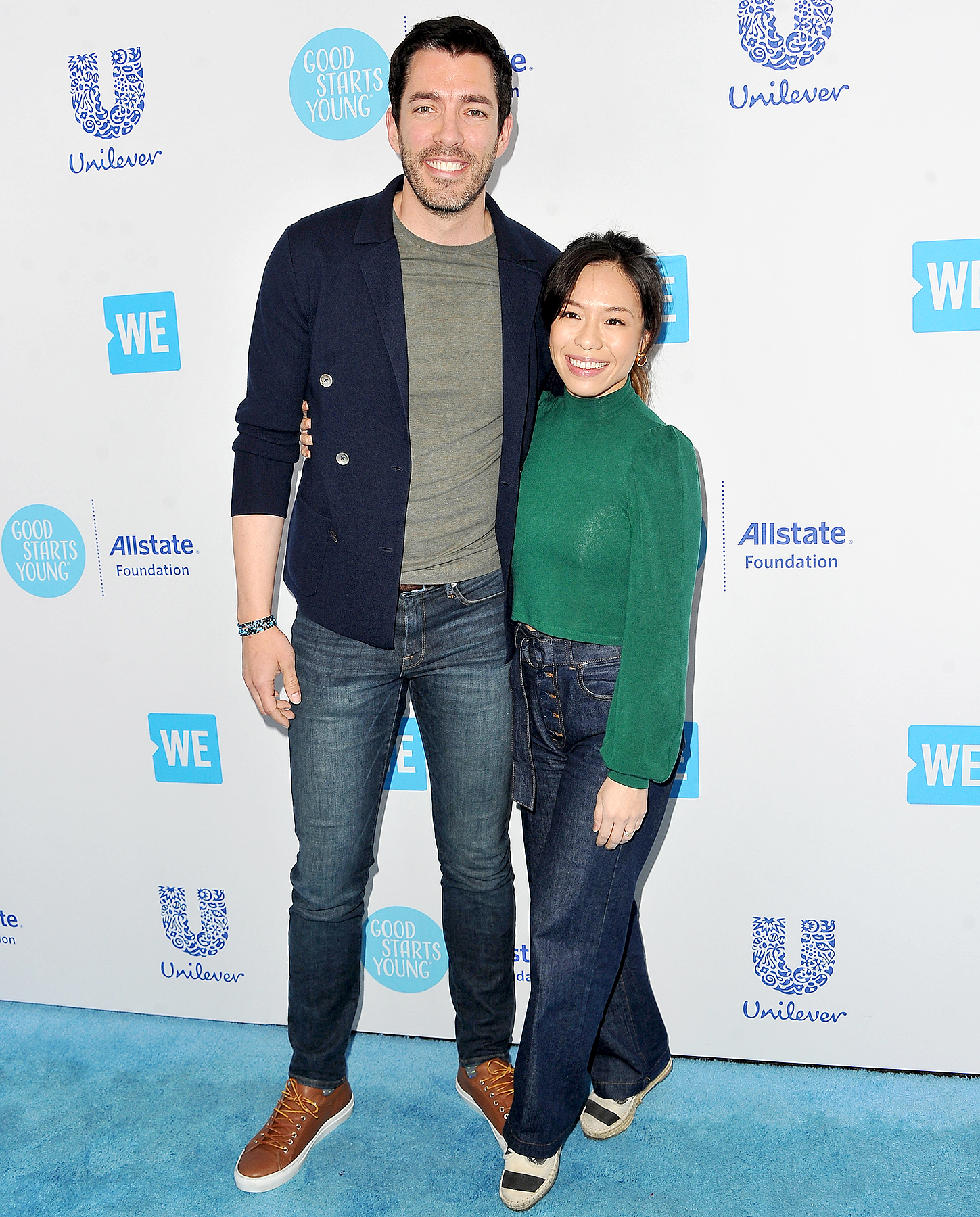 Are property brothers married or hookup