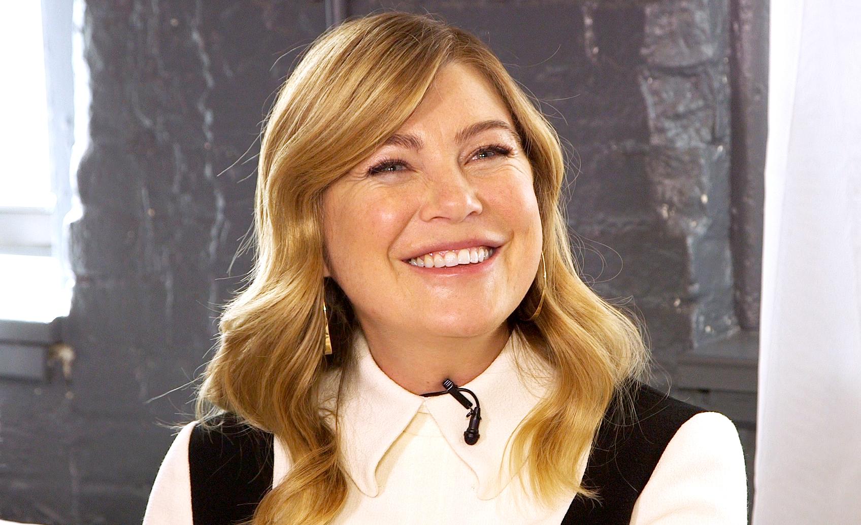 Ellen Pompeo Teases 'Grey's Anatomy' End