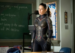 Evangeline Lilly in 'Ant-Man and the Wasp'