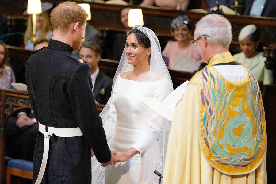 Eye Contact, Royal Wedding, Body Language