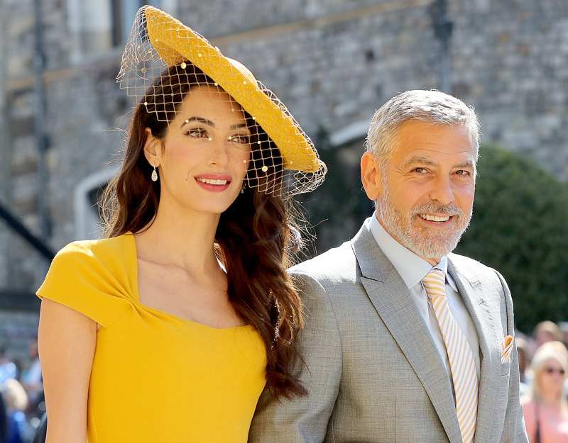Everything We Know George and Amal Clooney Have Said About Parenthood George-clooney-amal-clooney-8