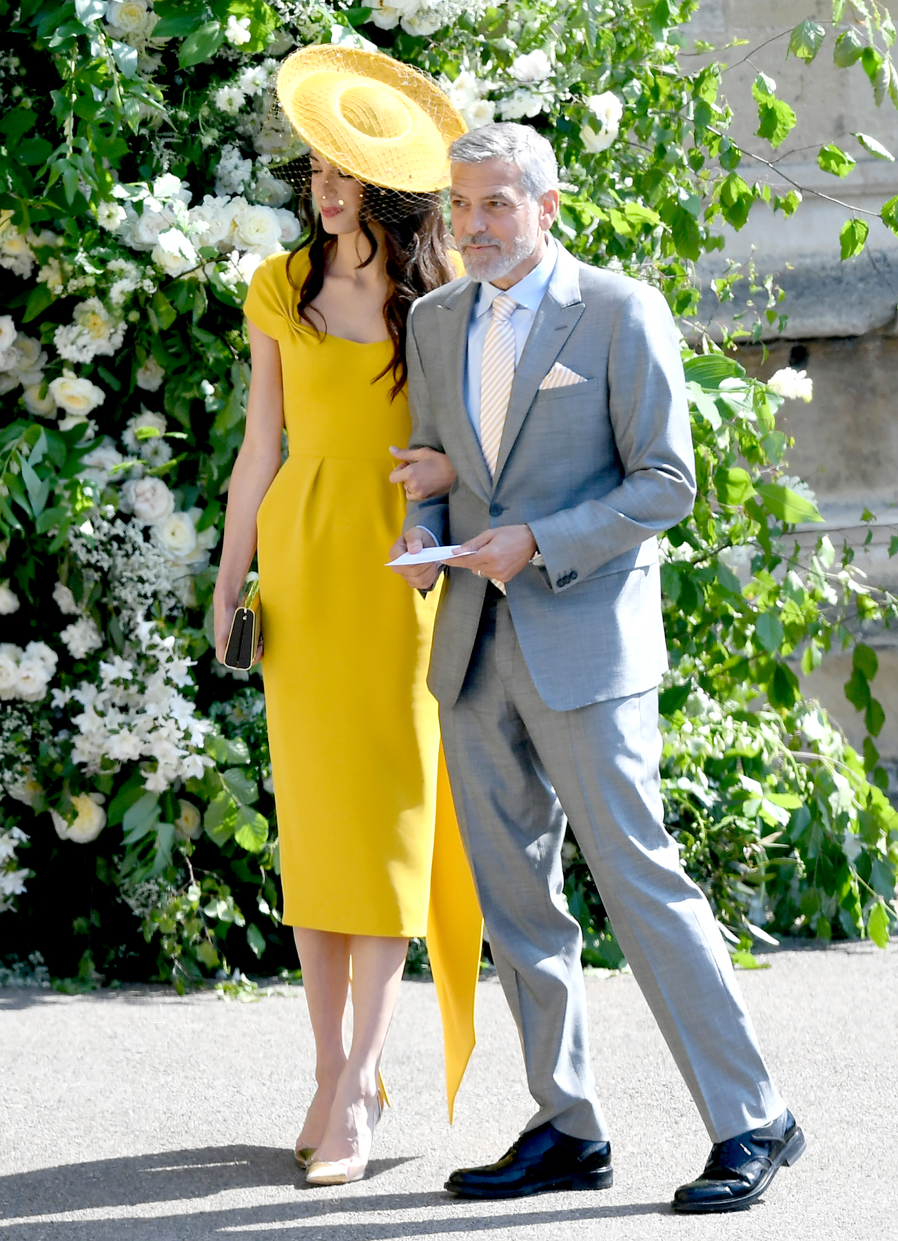 c80e0d24fec Royal Wedding 2018  See What the Guests Wore to the Services