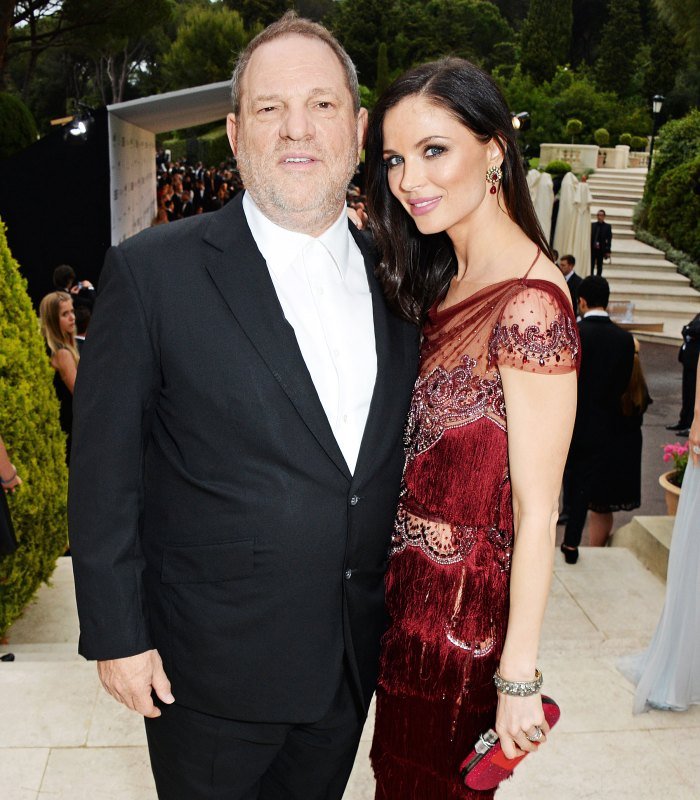 Georgina Chapman Harvey Weinstein Sexual Abuse Scandal