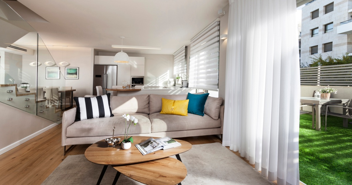 How to Pull Your Living Room Design Together