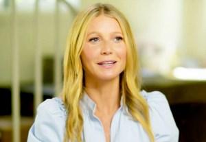 Gwyneth Paltrow on 'Good Morning America'
