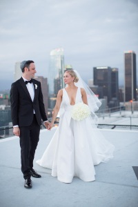 Iliza Shlesinger, Noah Galuten, Married, Wedding, Sarah Natasha Photography