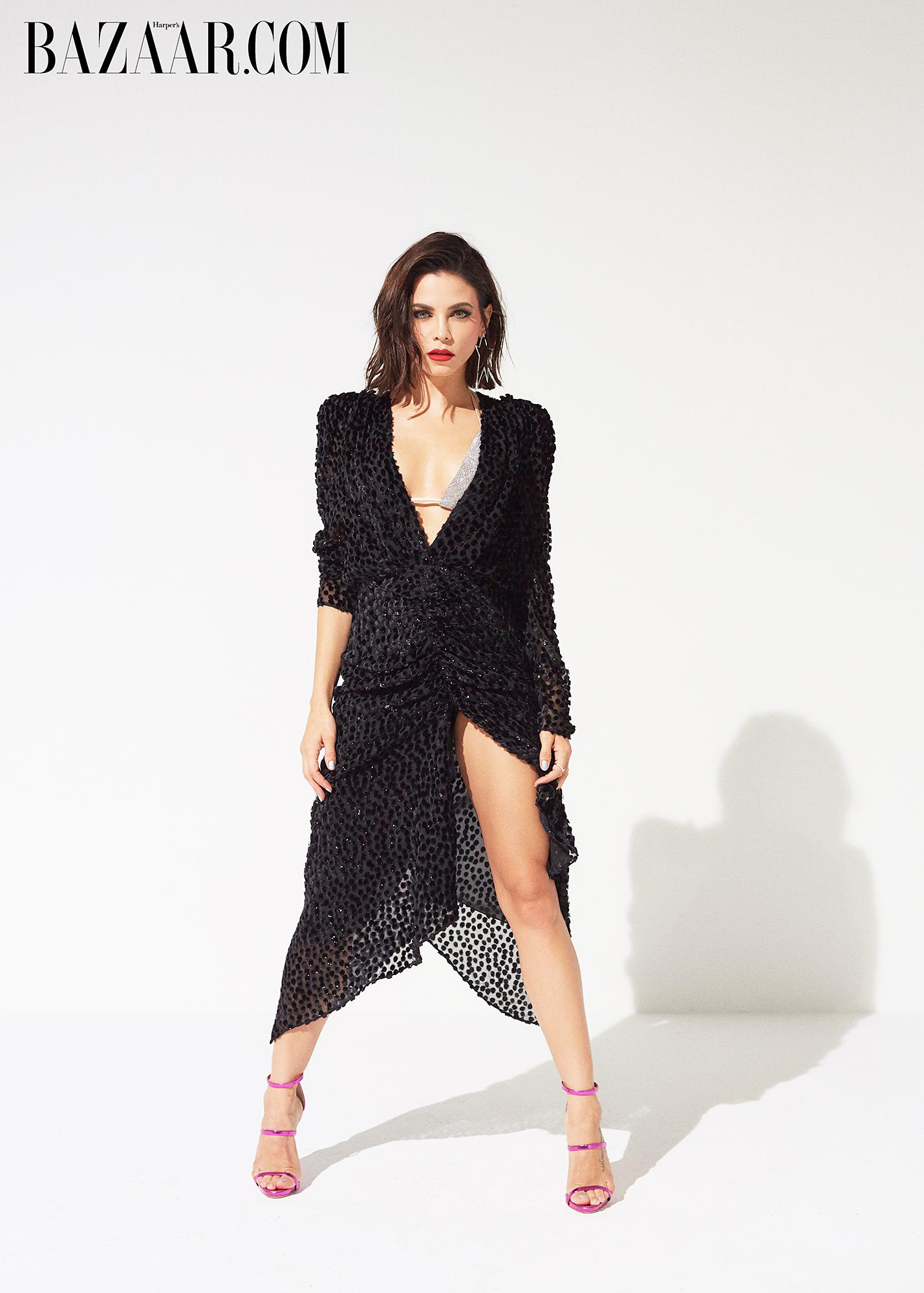 Jenna Dewan HarpersBAZAAR.com