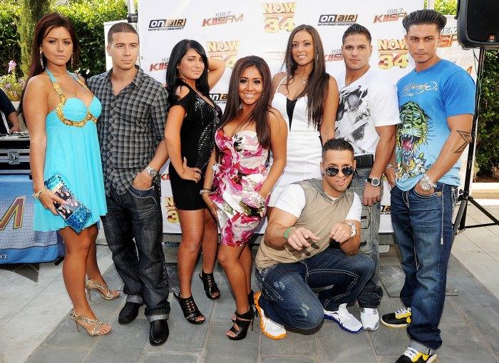 Jersey Shore Cast 2010