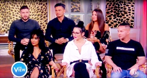 Jersey Shore cast on 'The View'