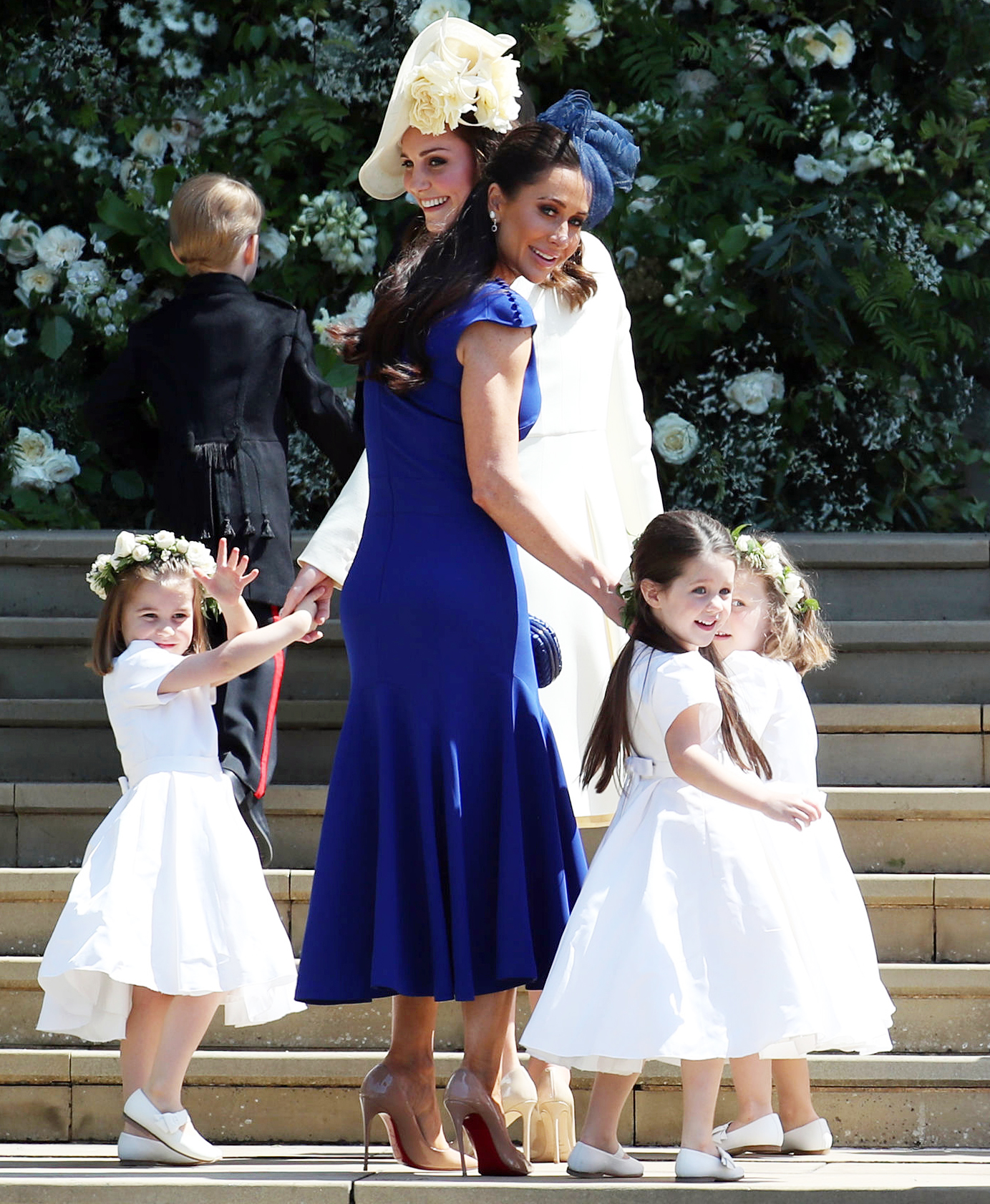 Jessica Mulroney Royal Wedding Meghan Markle Regal Beauty