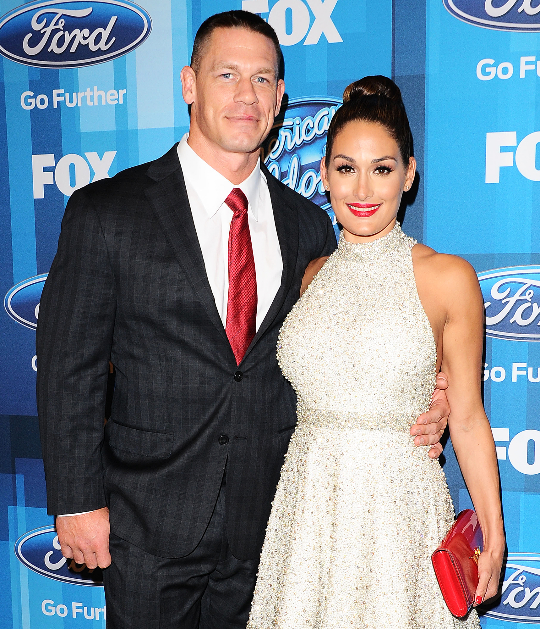 John Cena Nikki Bella Only Shared Bed for 30 Days in 6 months