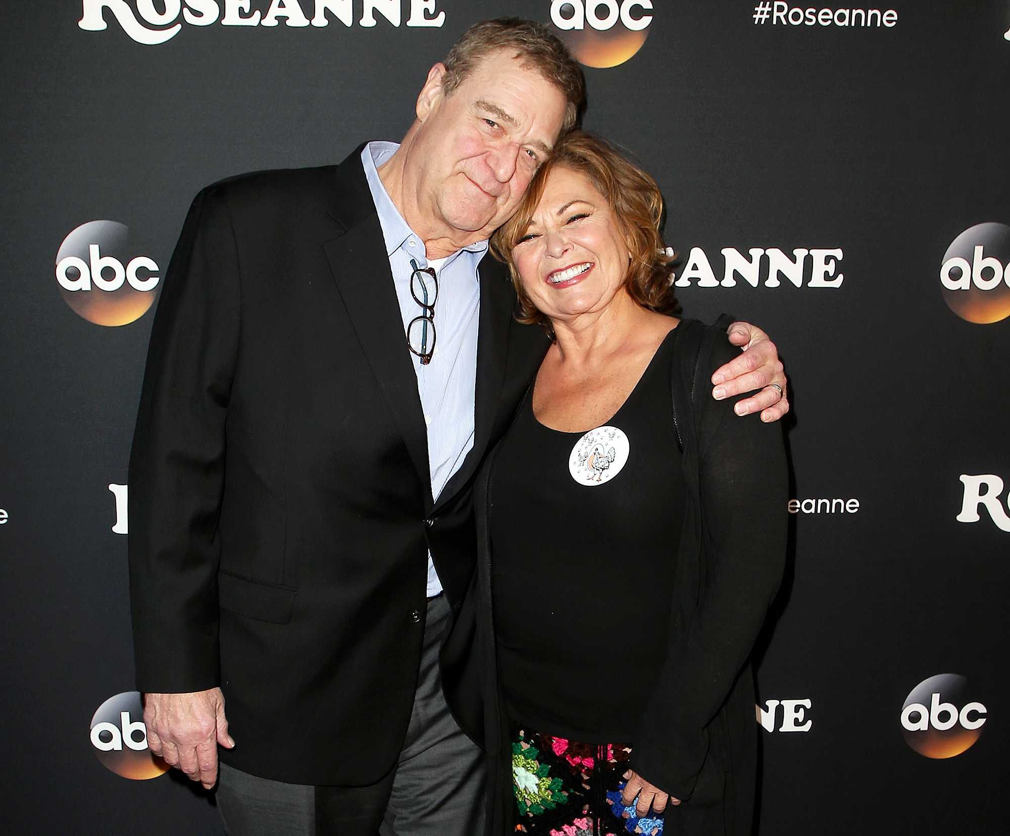 John Goodman Roseanne Cancellation Reaction