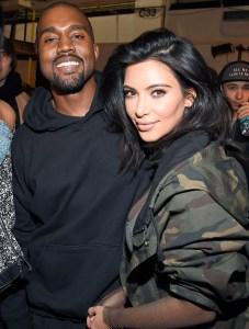 Kanye West, Kim Kardashian, Family
