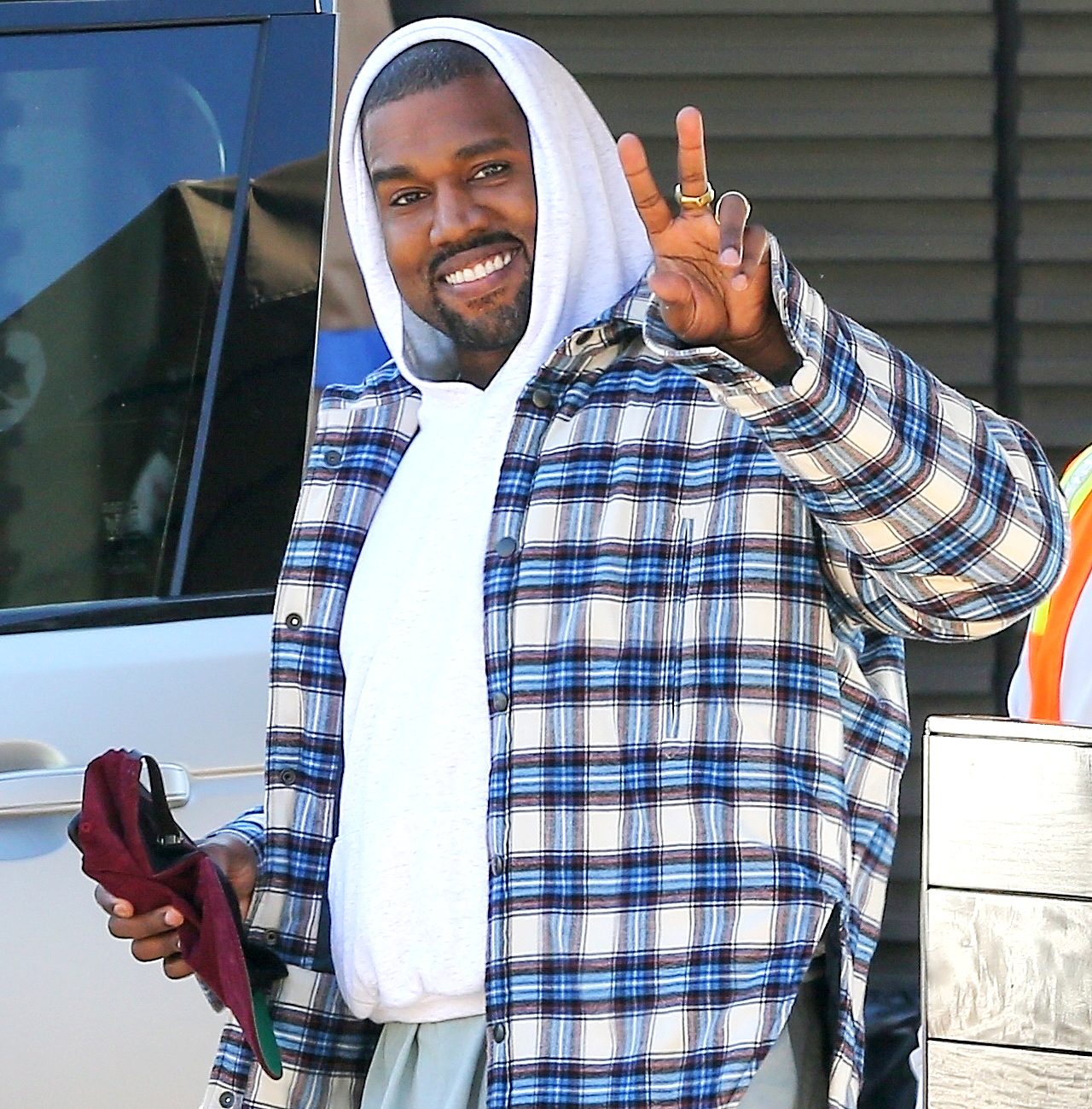 Kanye West ridiculed in Twitter slavery hashtag