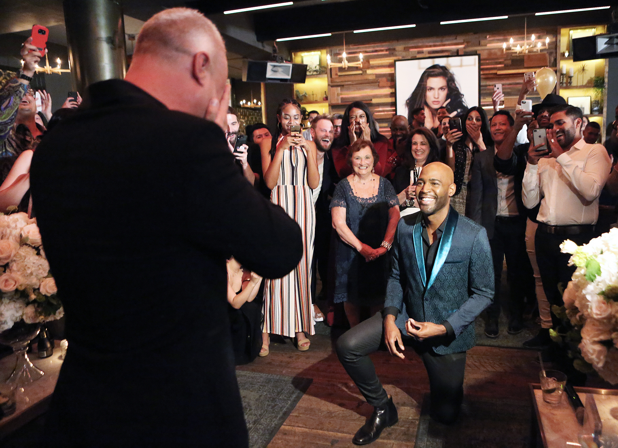 Karamo Brown Ian Jordan proposal