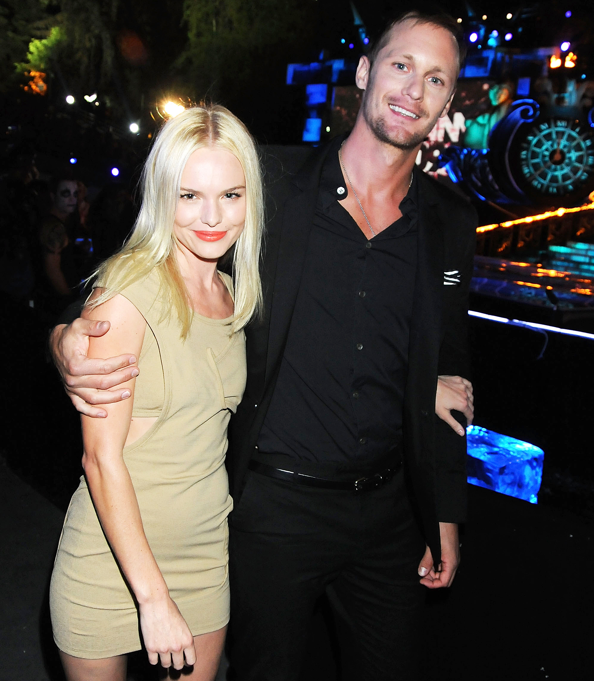 Kate Bosworth Alexander Skarsgard