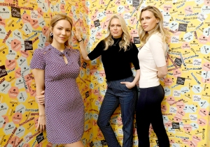 Kat McPhee and the Foster sisters