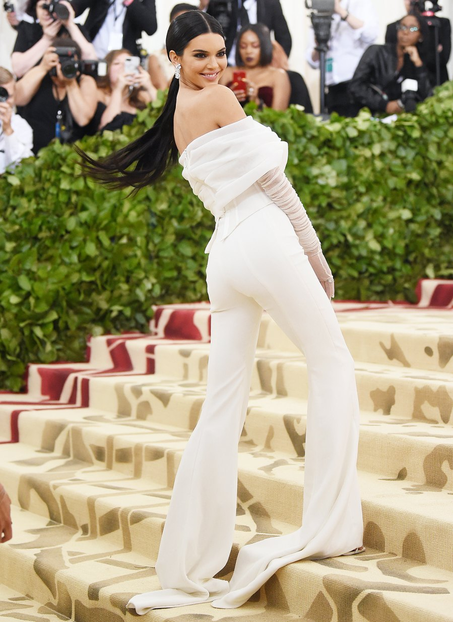 Kendall Jenner's Best Red Carpet Fashion Dresses, Suits, Pants