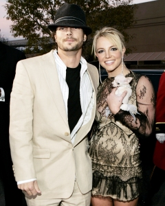 Kevin Federline Britney Spears Child Support