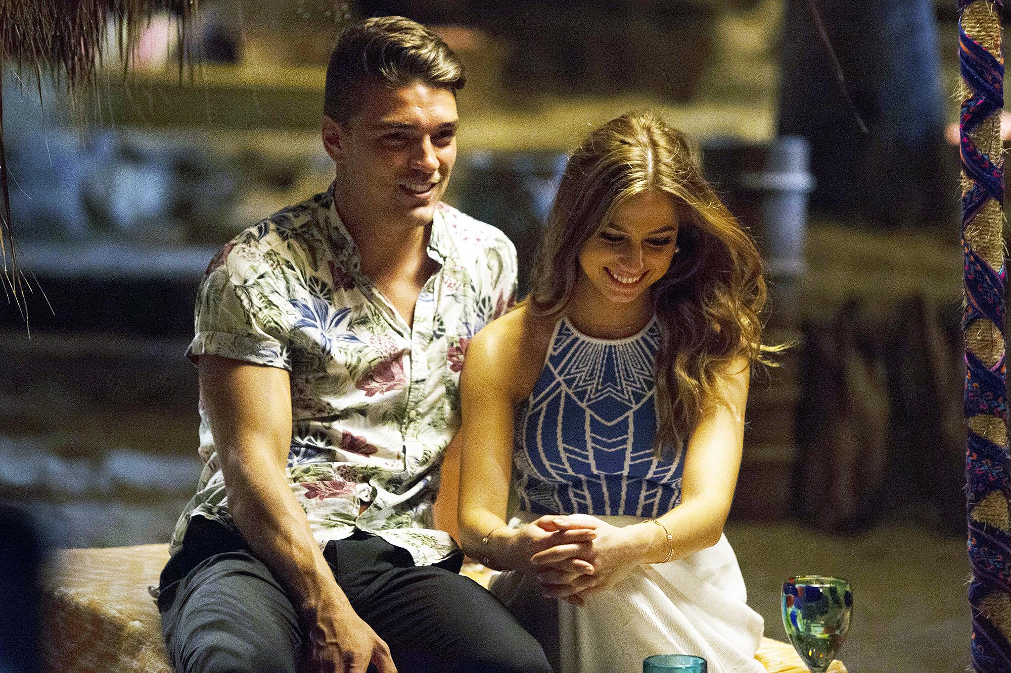 Dean Unglert Kristina Schulman Bachelor in Paradise
