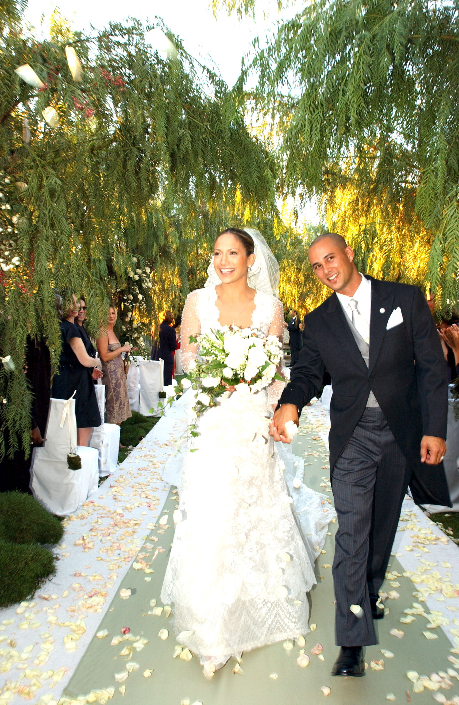 """Hollywoods shortest marriages - They wed in September 2001 and called it quits in January 2002. """"His love is what I need most of all,"""" the singer said just a few weeks before their marriage ended."""
