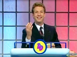 Host Marc Summers on 'Double Dare'