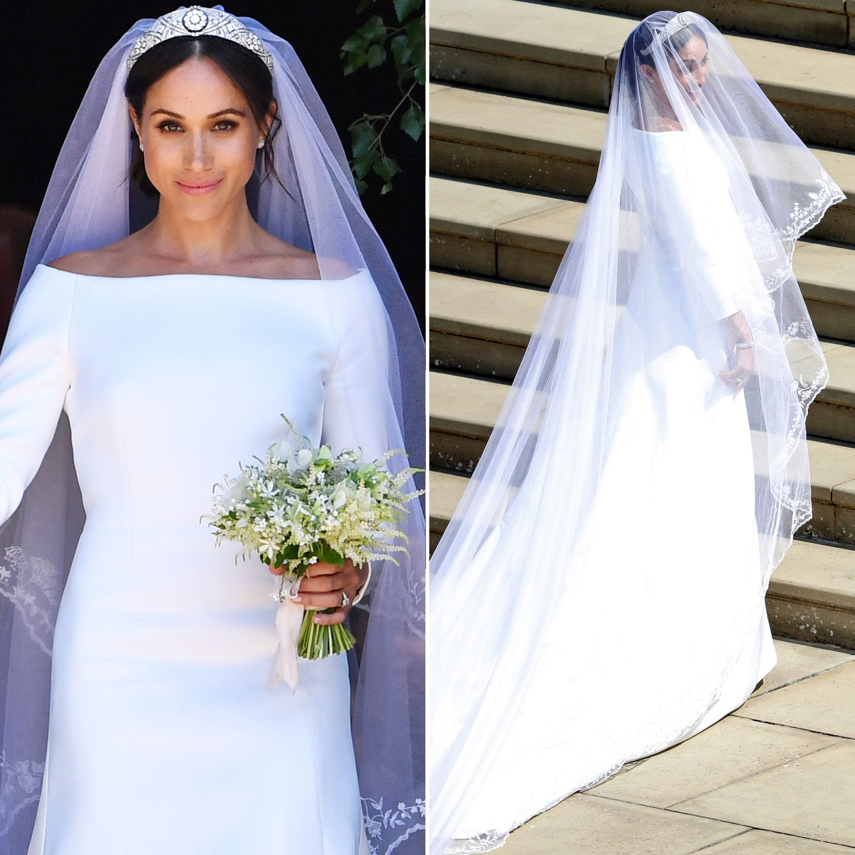 The Most Amazing Royal Wedding Dresses Ever - Us Weekly