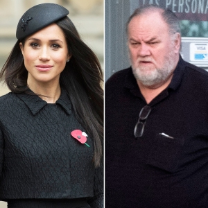 Meghan Markle Thomas Markle Not Attending Royal Wedding