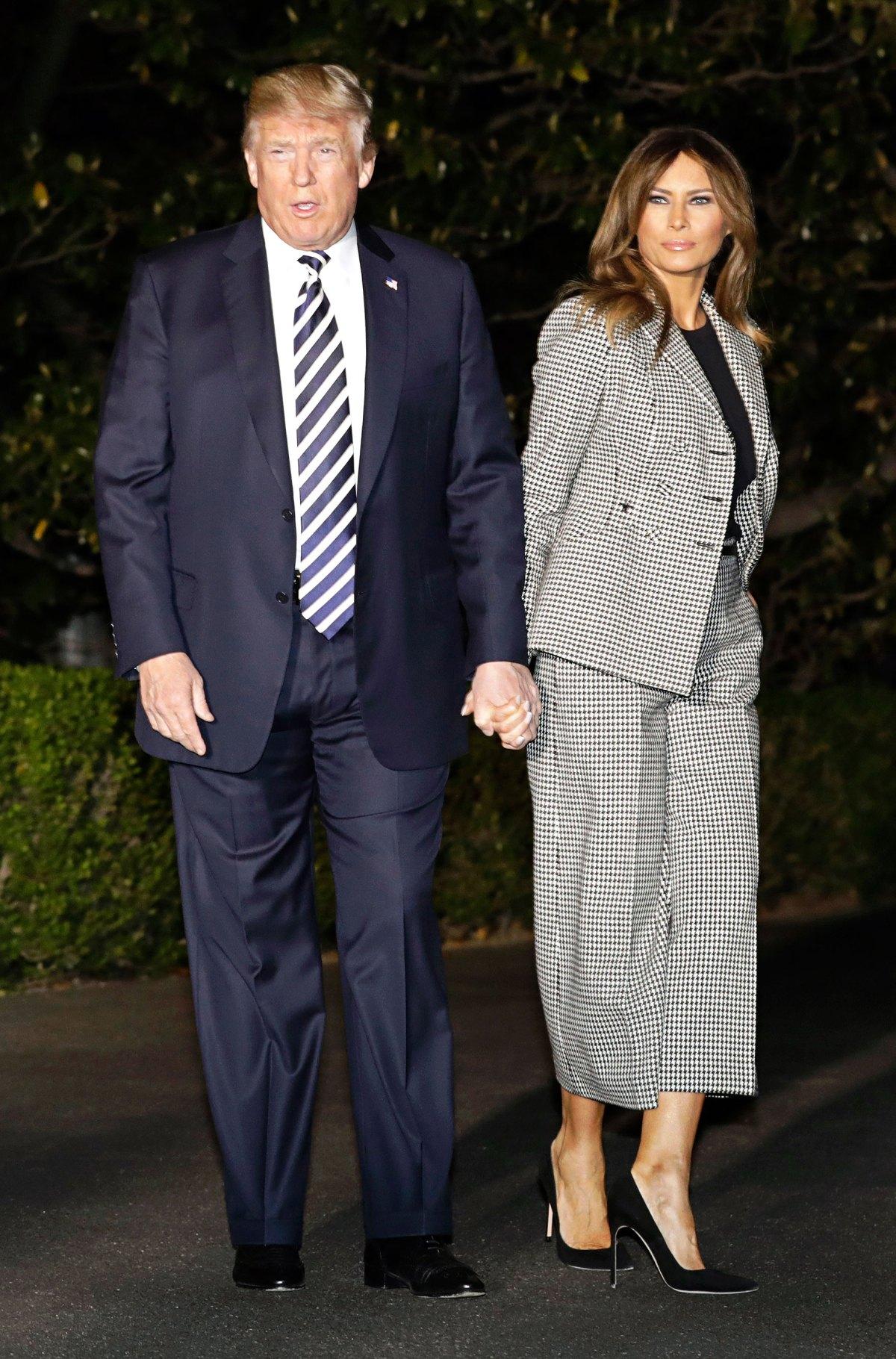 0c06f13617e Melania Trump s Most Stylish First Lady Moments